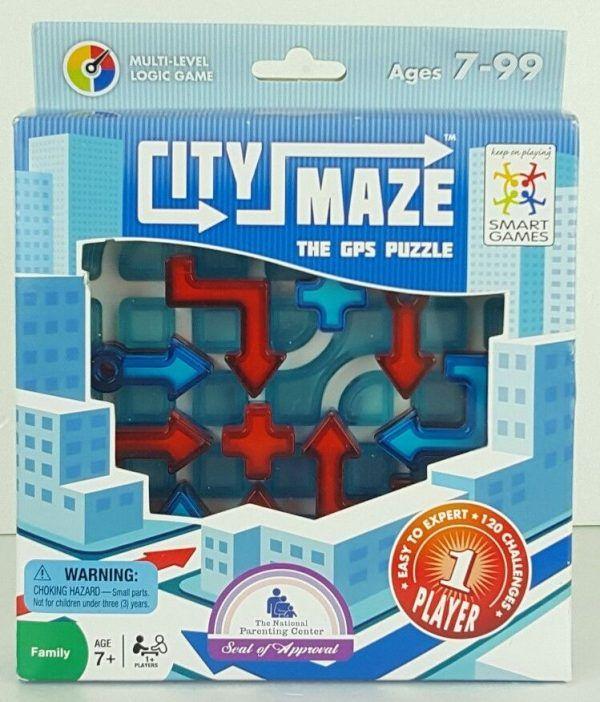 Padresformados.es archivo: city maze