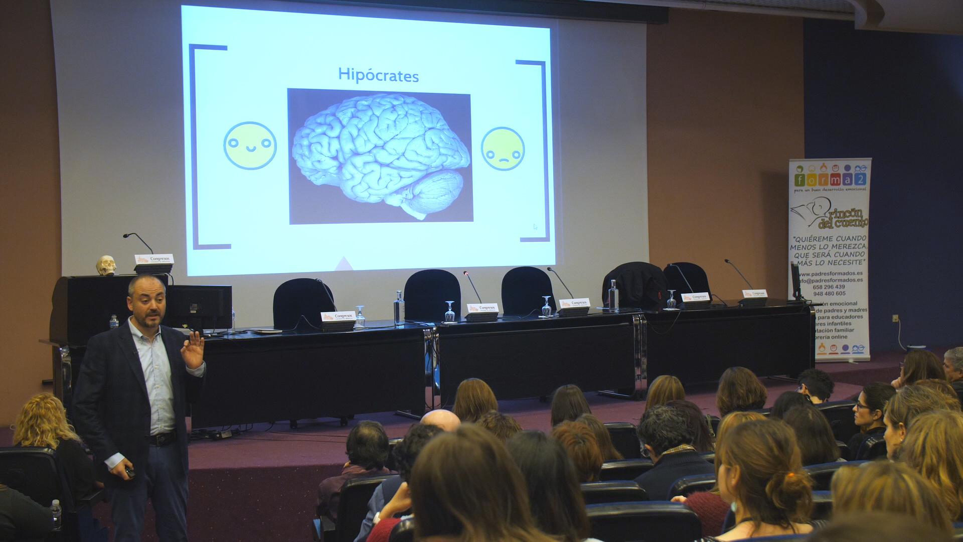 congreso de educación emocional organizado por padres formados
