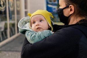 conciliación familias madre con hijo