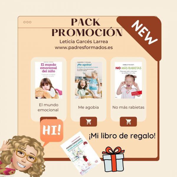 Padresformados.es archivo: PACK PROMOCION
